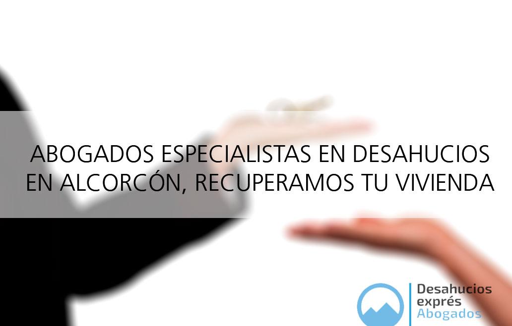 Desahucios y desalojos en Alcorcón